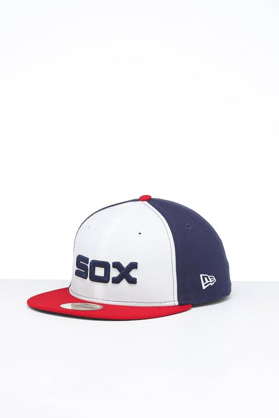 New Era Chicago White Sox 59FIFTY ALT Fitted White/Red/Navy/OTC