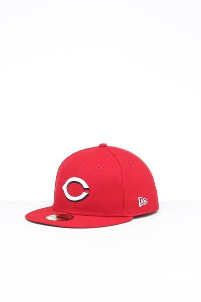 New Era Cincinnati Reds 59FIFTY Fitted Red/OTC