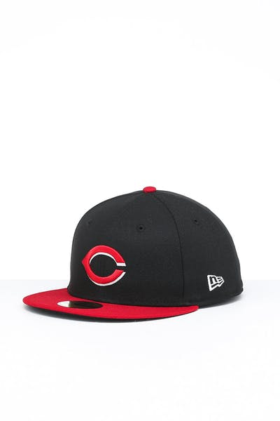 New Era Cincinnati Reds 59FIFTY ALT Fitted Black/OTC