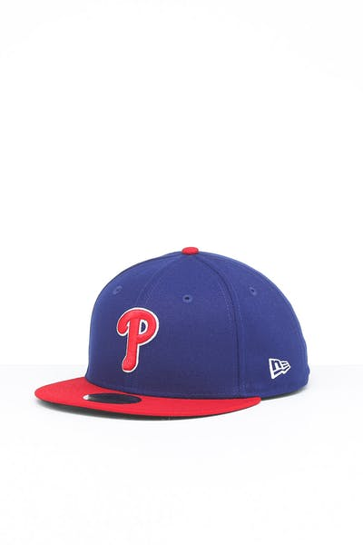 New Era Philadelphia Phillies 59FIFTY ALT Fitted Navy/OTC