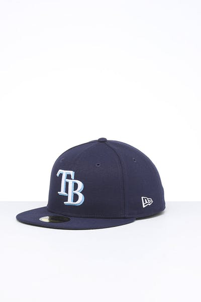 New Era Tampa Bay Rays 59FIFTY Fitted Navy/OTC