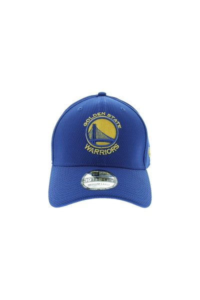 New Era Warriors Diamond Era 3930 Fitted Royal Blue