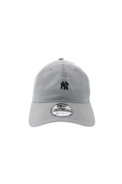 New Era Yankees 920 Mini Strapback Grey