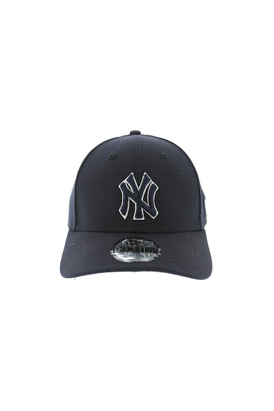 New Era Yankees 940 Outliner Velcroback Navy