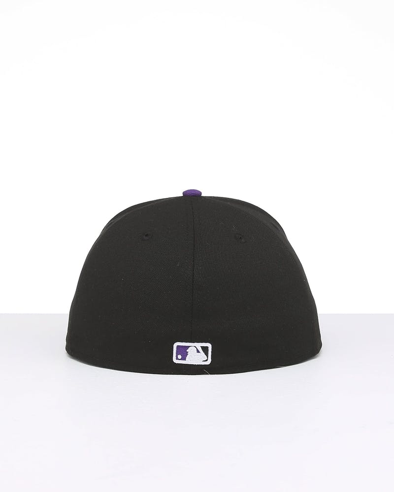 New Era Colorado Rockies 9FIFTY Fitted Black/OTC