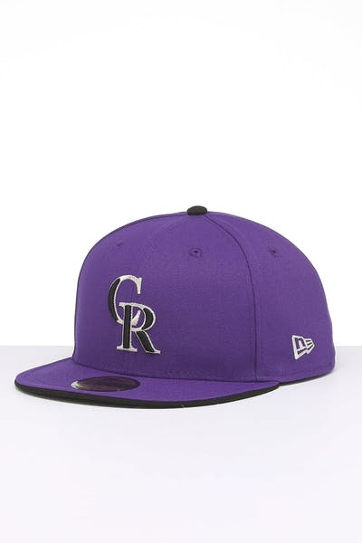 New Era Colorado Rockies 9FIFTY Fitted Purple/OTC