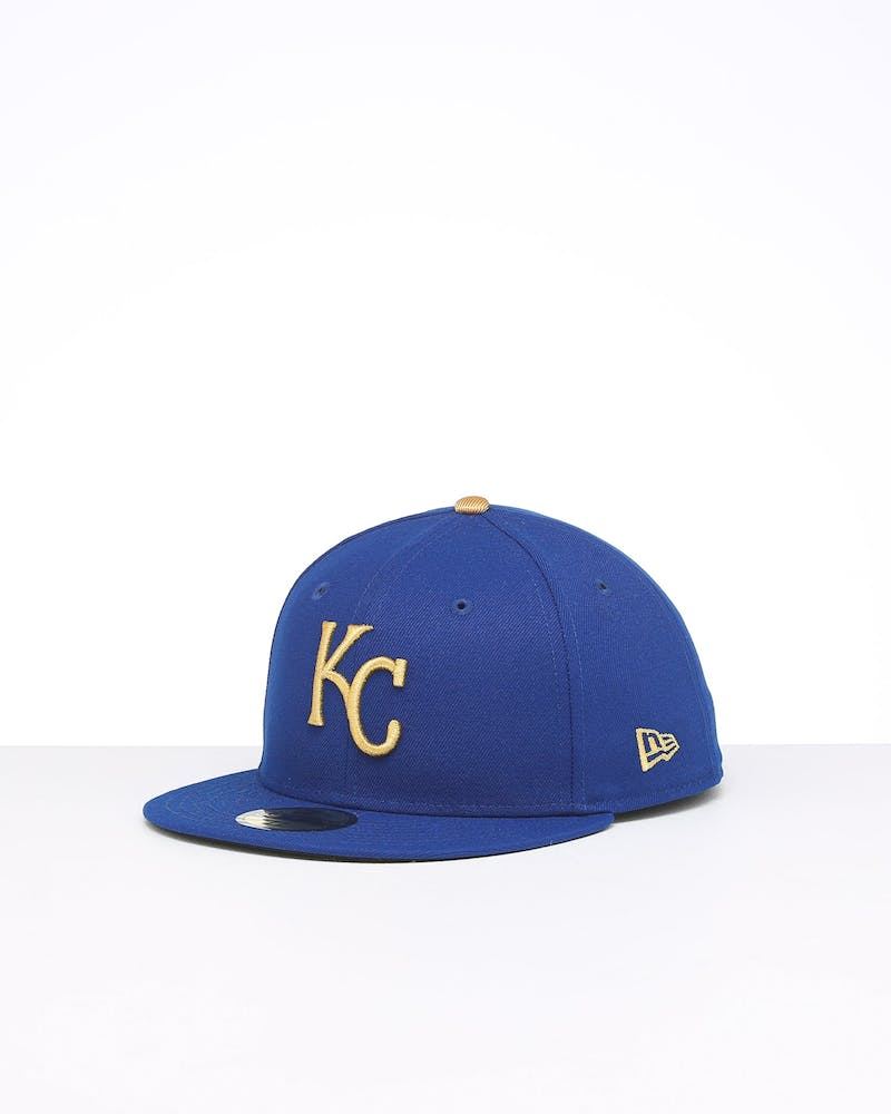 New Era Kansas City Royals 59FIFTY Fitted Royal/OTC