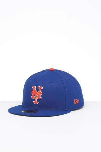 New Era New York Mets 59FIFTY Fitted Blue/OTC