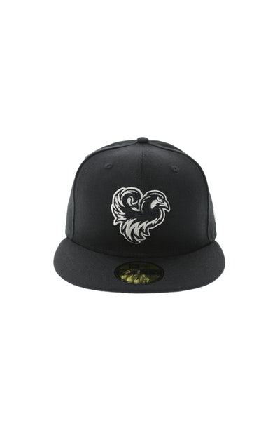 New Era 5950 Idaho Falls Chukars Black/Stone