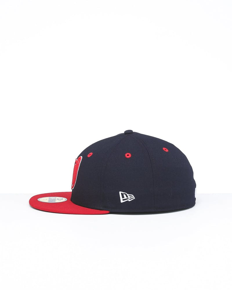 New Era Washington Nationals 59FIFTY ALT 4 Fitted Black/Red/OTC