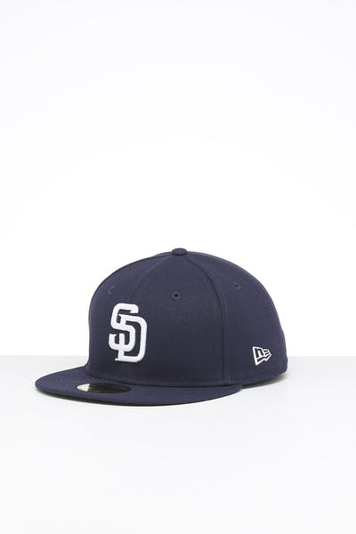 New Era San Diego Padres 59FIFTY Fitted Navy/OTC