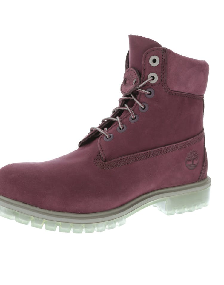 09db201034 Timberland 6 Inch Premium Boot TPU Outsole Dark Red   TB0A1LZF – Culture  Kings
