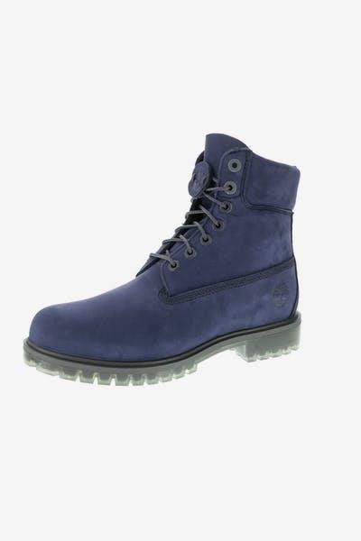 Timberland 6 Inch Premium Boot TPU Outsole Dark Blue eb6d7472a1