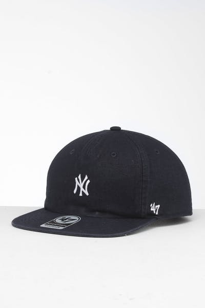 sports shoes 21725 00a76 47 Brand New York Yankees Marvin Jr. Captin RF Snapback Navy ...
