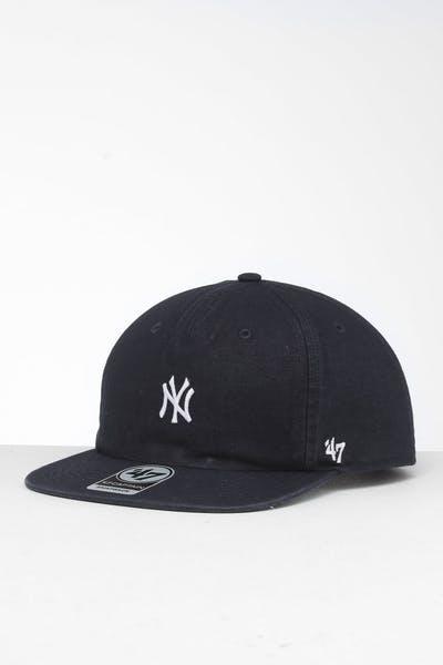 sports shoes c0ce6 0c4fa 47 Brand New York Yankees Marvin Jr. Captin RF Snapback Navy ...