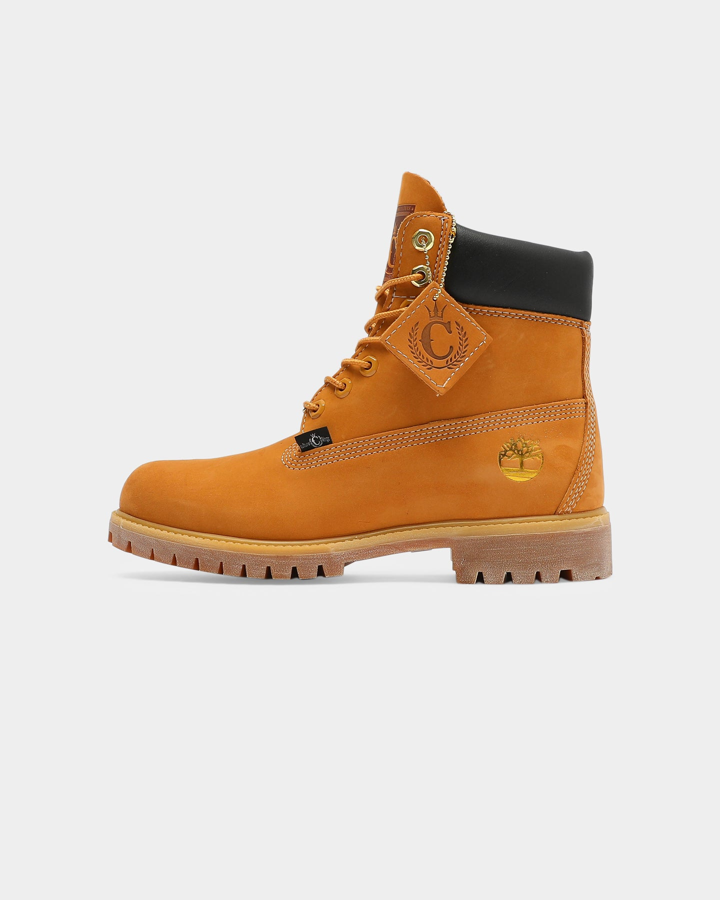Culture Kings X Timberland 6 Inch Boot Wheat