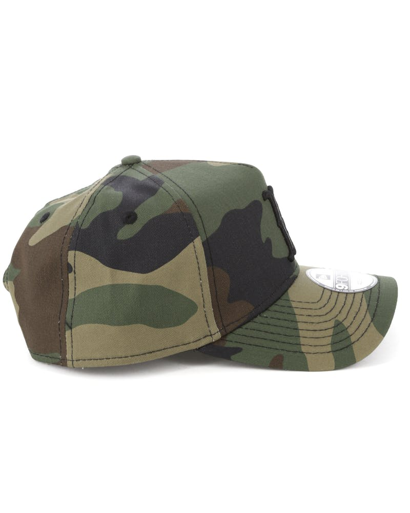 New Era Red Sox 9FORTY A-Frame Snapback Camo