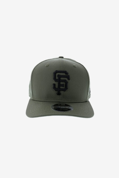 New Era SF Giants 9FIFTY Grey UV Olive/Grey