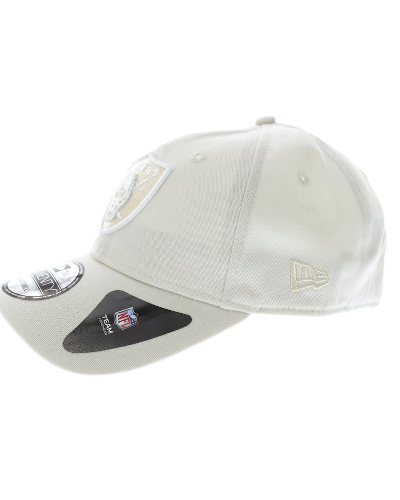 New Era Raiders 920 Grey UV Off White
