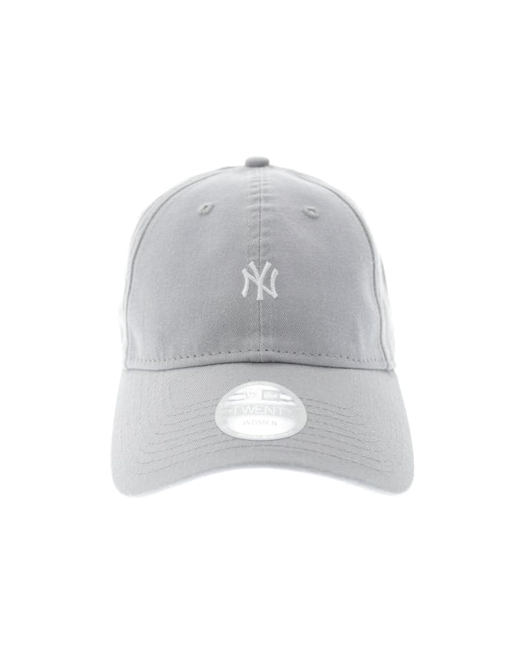 4e80da7e3 New Era Women's Yankees Mini 920 Strapback Grey