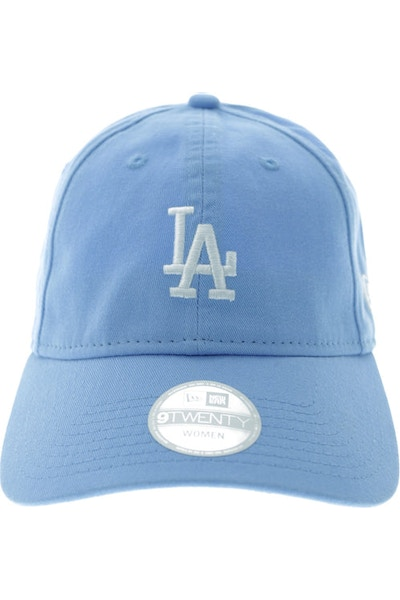 New Era Women's Dodgers 920 Strapback Blue