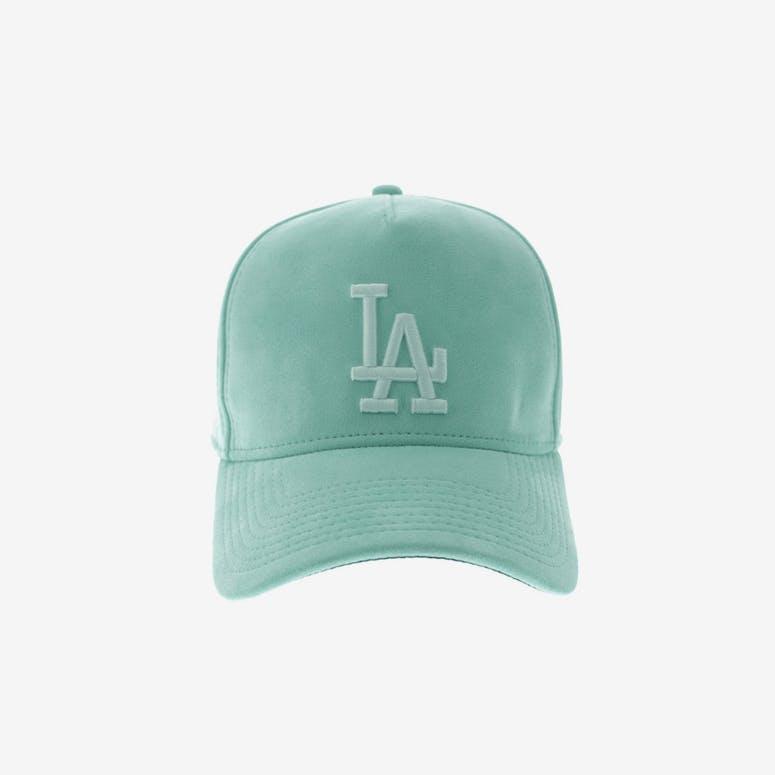 New Era Dodgers 9FORTY A-Frame Suede Snapback Mint – Culture Kings ada3d5dd4d48