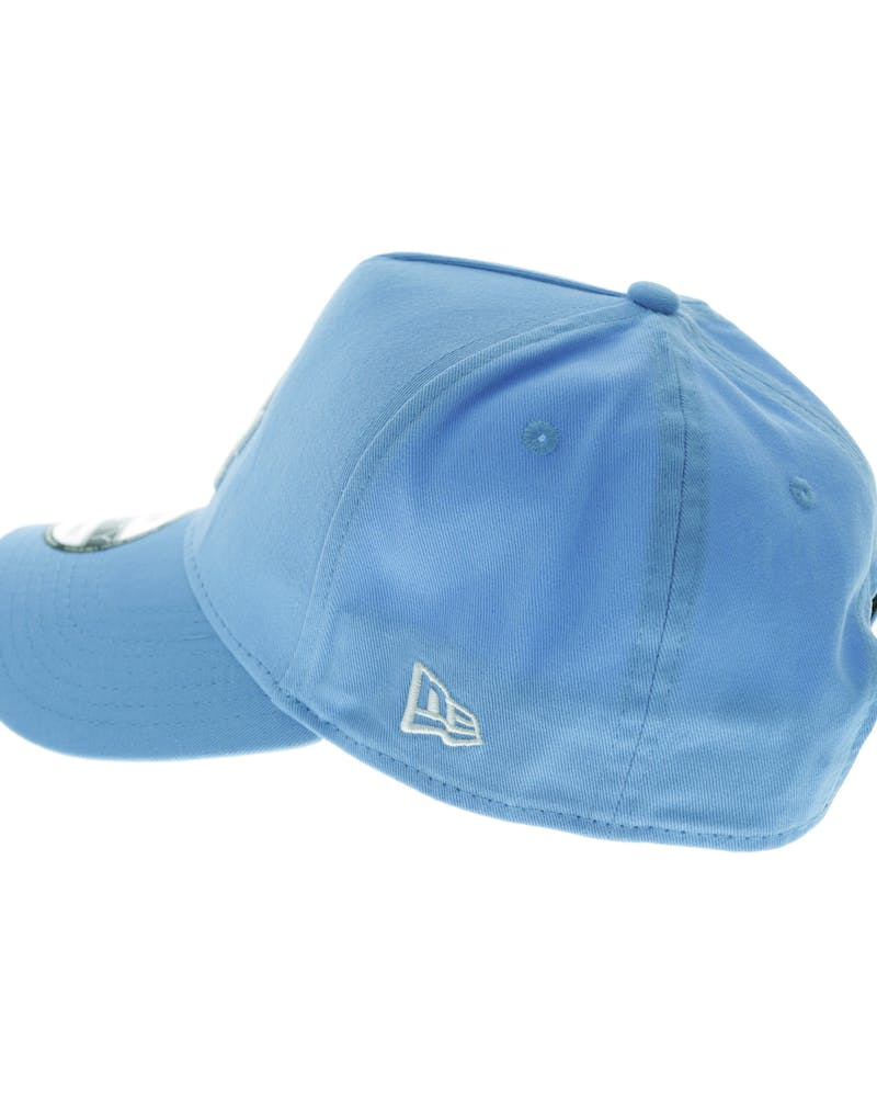 New Era Dodgers 9FORTY A-Frame Snapback Blue