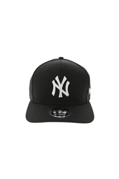 New Era Yankees 950 Precurved Black/White