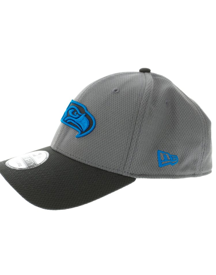 quality design 46327 09982 New Era Seattle Seahawks Neon Pop 3930 Fitted Graphite