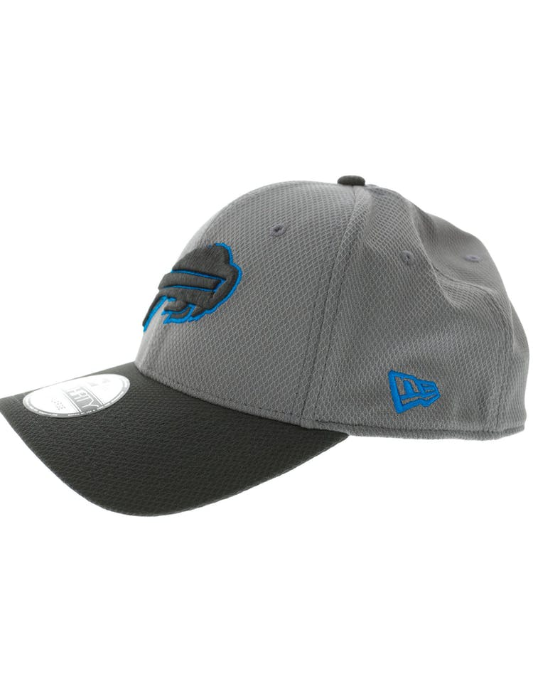 outlet store 8408a 4a96a New Era Buffalo Bills Neon Pop 3930 Fitted Graphite