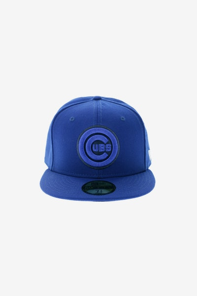 New Era Chicago Cubs 5950 Tonal Fitted Royal
