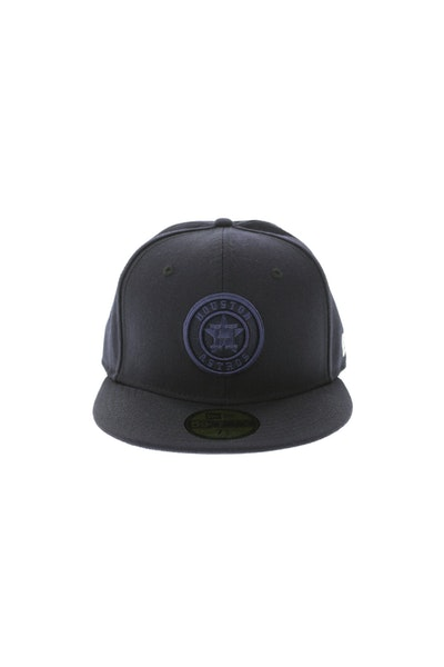 New Era Houston Astros 5950 Tonal Fitted Navy