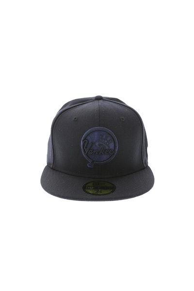 New Era New York Yankees 5950 Tonal Fitted Navy