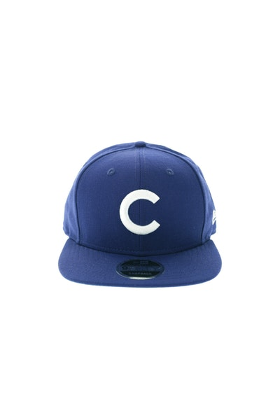 New Era Chicago Cubs Season Colours 950 Original Fit Snapback Royal