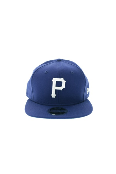 New Era Pittsburgh Pirates Season Colours 950 Original Fit Snapback Royal