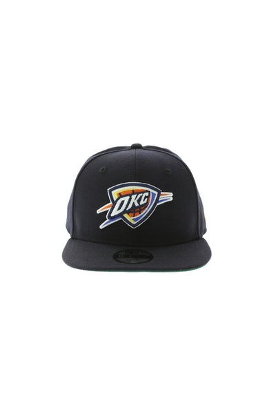 New Era Oklahoma City Thunder Youth 950 Snapback Navy