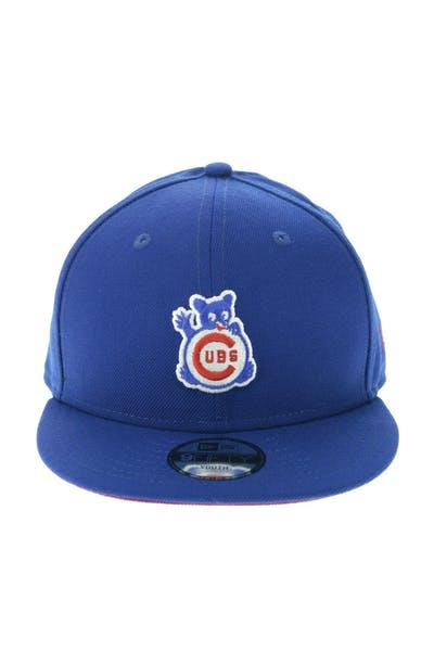 46457fdb889 New Era Chicago Cubs Youth MLB Mix 9FIFTY Snapback Royal