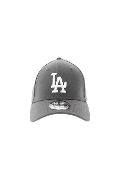 New Era Los Angeles Dodgers Grey Undervisor 3930 Fitted Graphite