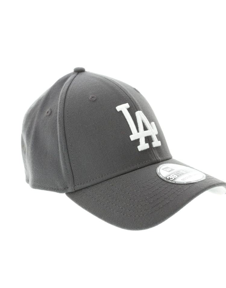 info for 585ff 00d8f New Era Los Angeles Dodgers Grey Undervisor 3930 Fitted Graphite