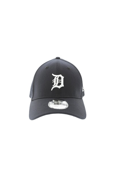 New Era Detroit Tigers Grey Undervisor 3930 Fitted Navy