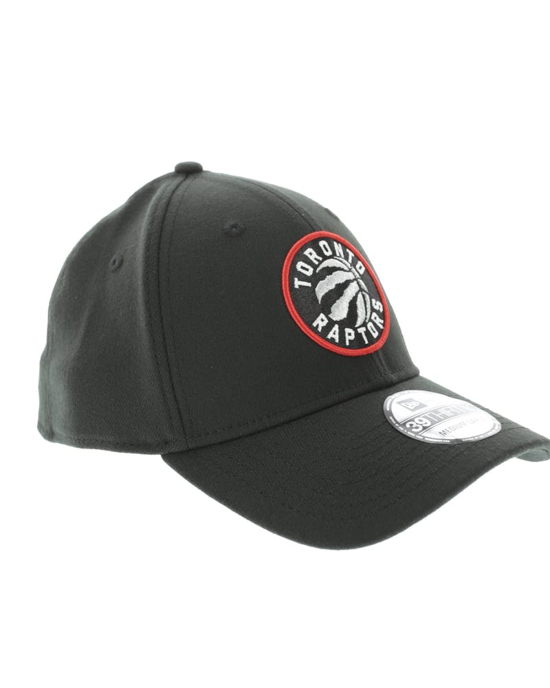 New Era Toronto Raptors Logo 3930 Fitted Black