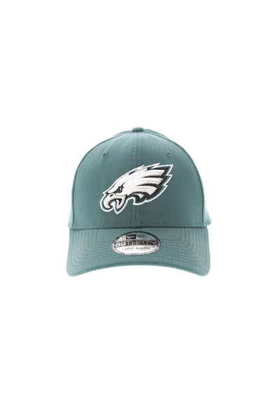 New Era Philadelphia Eagles Logo 3930 Fitted Green