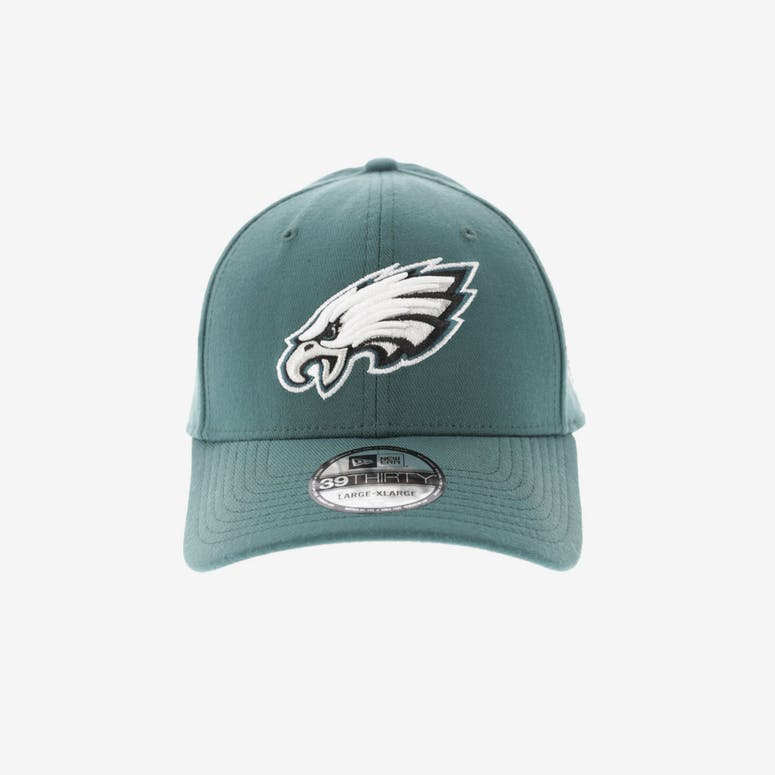 18ec02adfa1 New Era Philadelphia Eagles Logo 3930 Fitted Green – Culture Kings