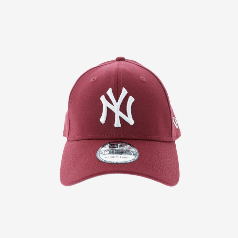 New Era New York Yankees Grey Undervisor 3930 Fitted Cardinal – Culture  Kings c985e0744f9