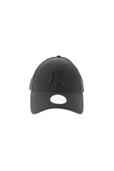 New Era New York Yankees Ladies Neon Pop 940 Velcroback Black