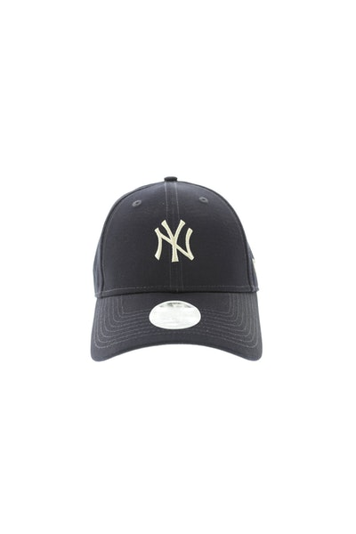 New Era Ladies New York Yankees Season Colours 940 Strapback Navy