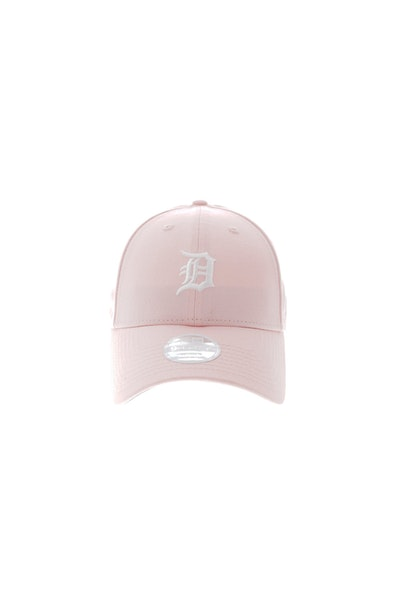 New Era Detroit Tigers Women's 940 Season Colours Strapback Pink