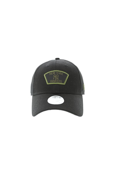 New Era New York Yankees Military 920 Black/Olive
