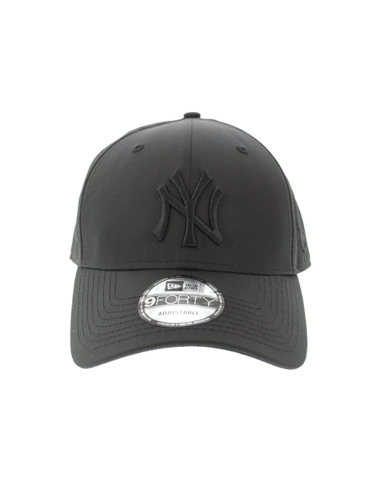 finest selection 61381 355c0 New Era New York Yankees 940 Ripstop Snapback Black – Culture Kings