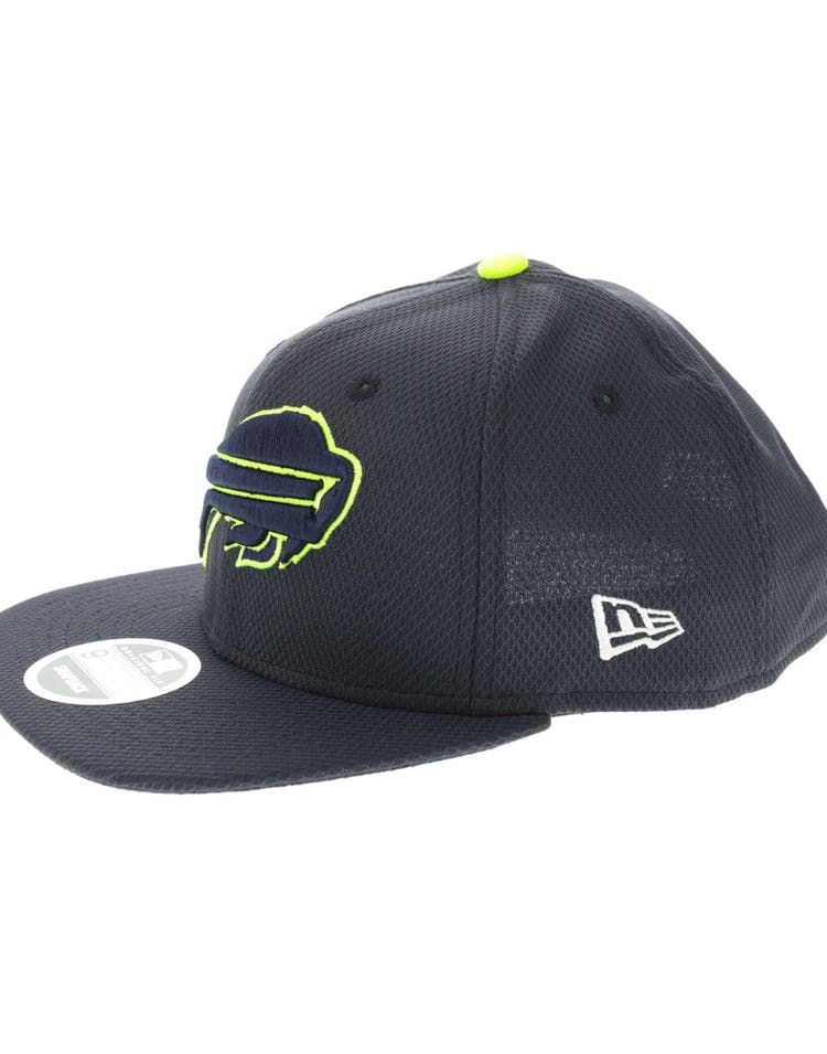 a28cfa17ef65e1 New Era Buffalo Bills Neon Pop 950 Original Fit Snapback Navy ...